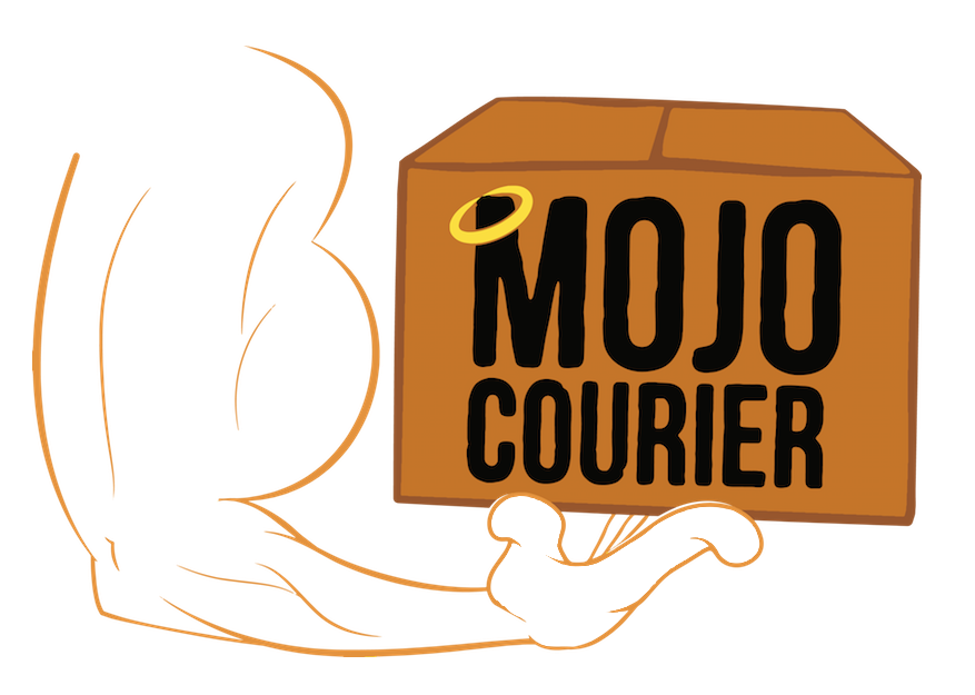 Mojo Courier, LLC logo